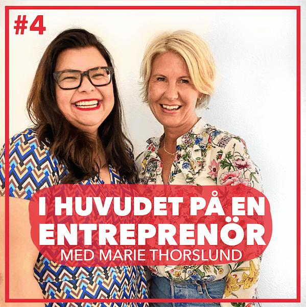 #4 – Marie Thorslund – Lämnade en trygg anställning och blev delägare i 4good