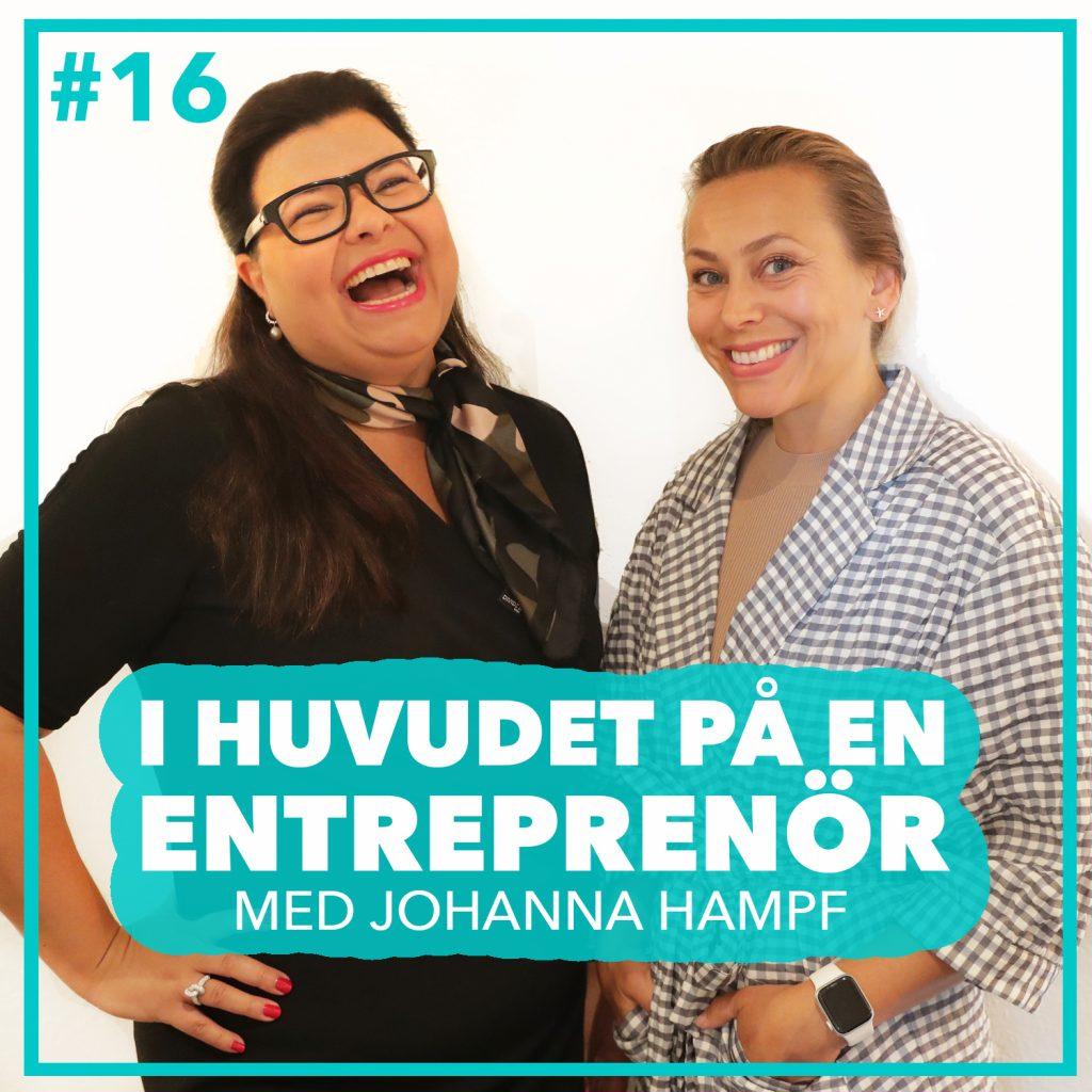 #16 – Johanna Hampf – Starta bolag som småbarnsförälder