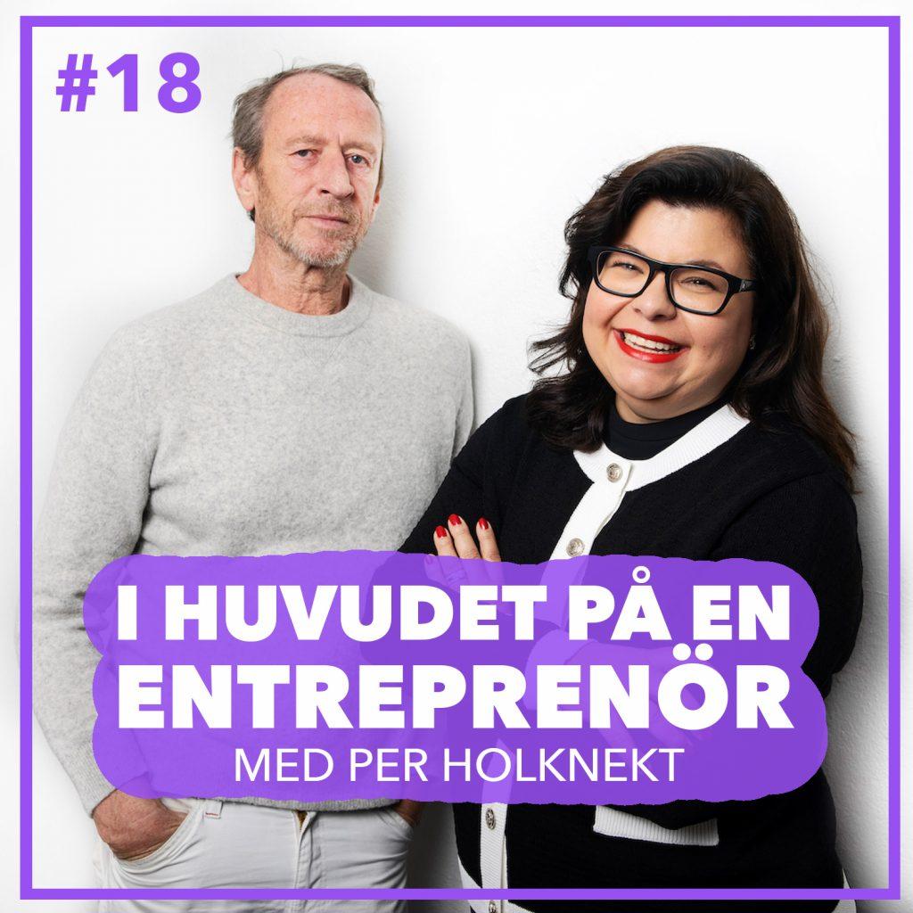 #18 – Per Holknekt – Finns det bra eller dåliga pengar?