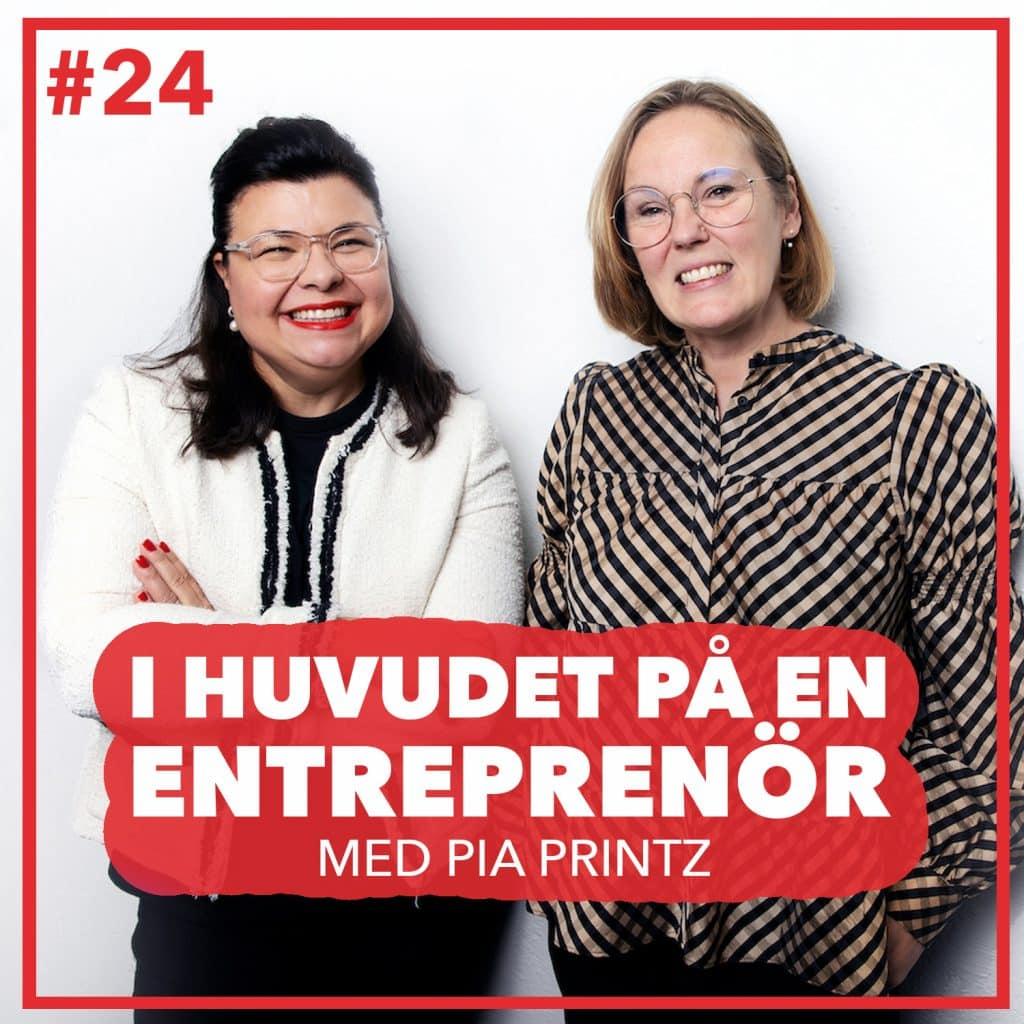 #24 – Pia Printz – Förläggaren som gjorde exit och blev anställd igen