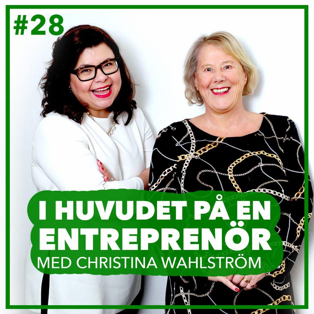 #28 – Christina Wahlström – Hennes livsverk har revolutionerat mödravården