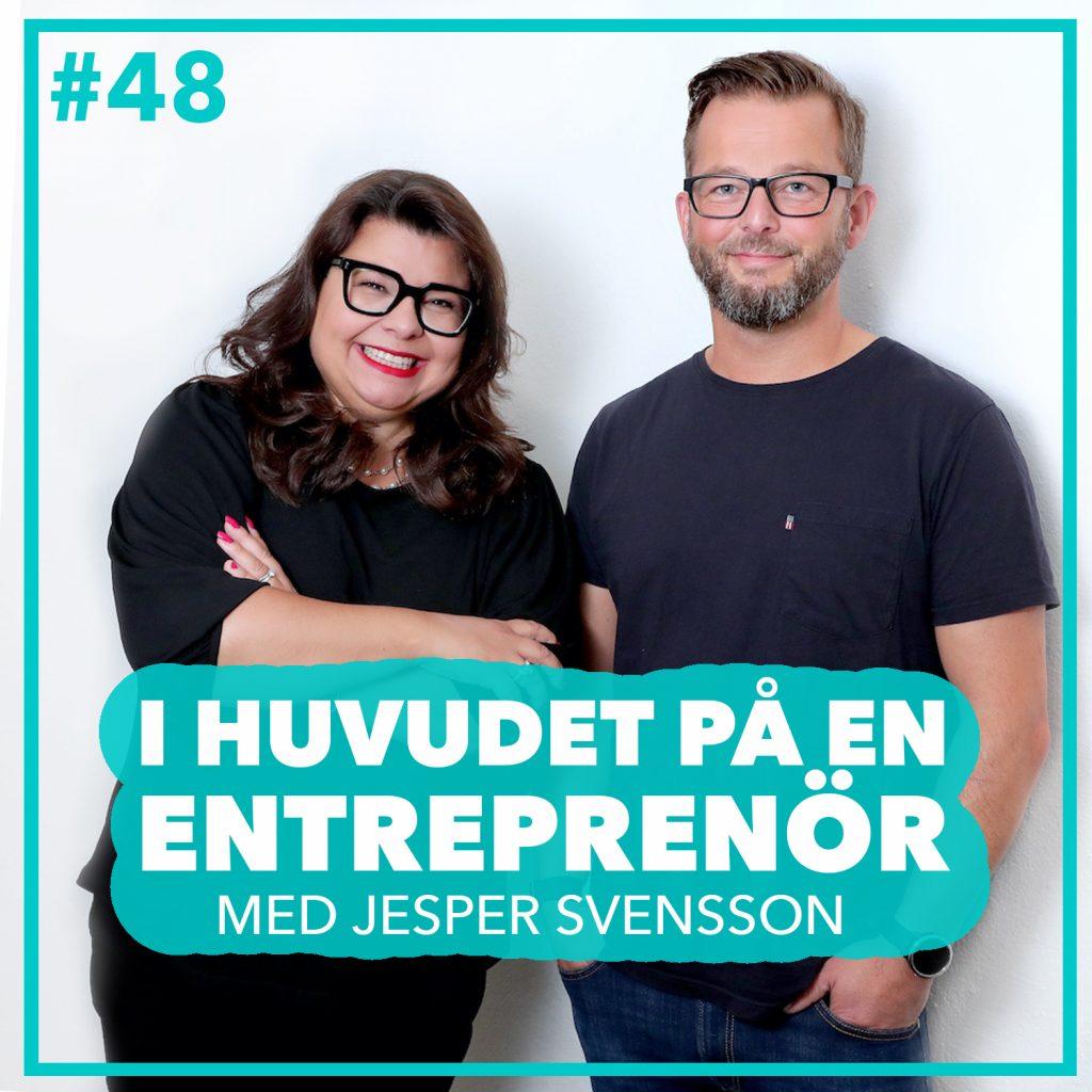48. Jesper Svensson - Företagsförvärv som strategi