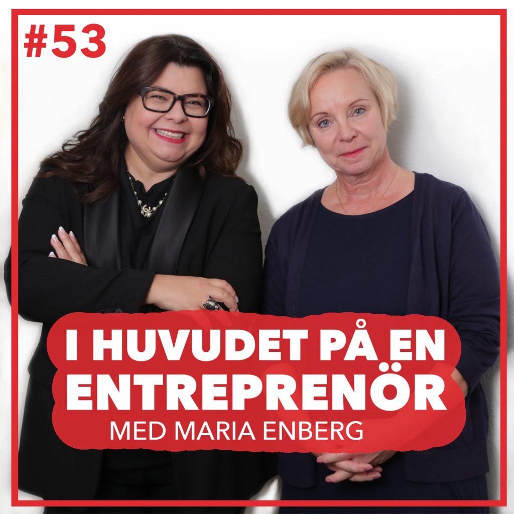 53. Maria Enberg – Agentens förhandlingshemligheter